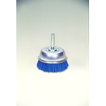 Grit Shaft Mounted Cup Brush with Abrasive Grain #180