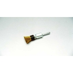 Caulking Spring Brass Shaft Mounted Cylindrical Brush