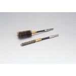 Spin Stainless Steel Shaft Mounted Condenser Brush - Flexible Type