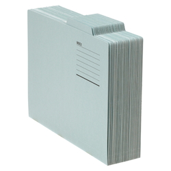 File Folder A4 Blue 10 Count X 10 Pack