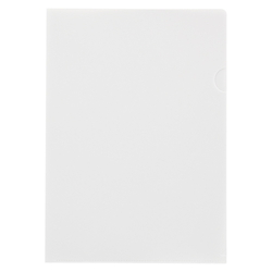 Color Holder 10 Sheets A4 White