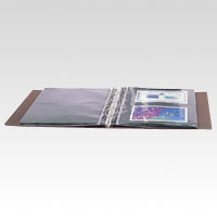 Collection Album Binder Type Brown