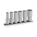 Deep Socket Set (Hexagonal / with Holder) HSL306