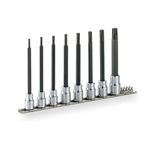 Long TORX Socket Set (Heavy-duty Type · with Holder) HTX308L