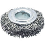 Wheel Brush (0.3 Steel Wire)