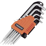 Hexalobular Wrench (9-piece Set)