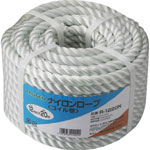 Nylon Ropes 3-Strand Type 3 mm x 10 m – 12 mm x 30 m