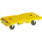 "Anti-Static Plastic Platform Trolley ""Multi-Carry Anti-Static Connecting Type"""