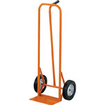 Steel Pipe 2-wheel Hand Truck (with Self-sealing Tires)