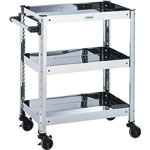 SUS4 Stainless Steel Tray for Utility Cart (SUS430)
