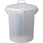 Semi-Transparent PP Pail (Round) Body