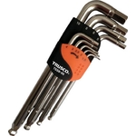 Stainless Ball Point Hex Wrench (Standard Type)