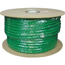 PE Rope, 3-Strand Type 9 mm X 150 m–16 mm X 100 m