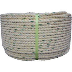 KKP Rope, 3-Strand Type 3 mm X 200 m–12 mm X 100 m