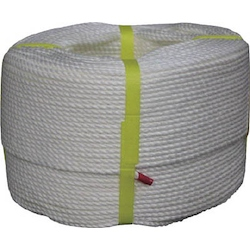 Vinylon Ropes 3-Strand Type 3 mm X 200 m–16 mm X 200 m