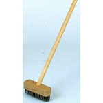 Stainless Deck Brush, Approx. 18 cm