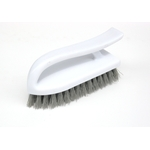 Heat Resistant Silver Brush