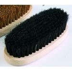 Mixed Bristle Oval Brush