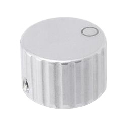 Control knobs, Stainless Steel