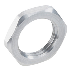Flat hexagon nuts, Stainless Steel