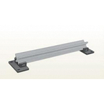 Socle de rail de type X