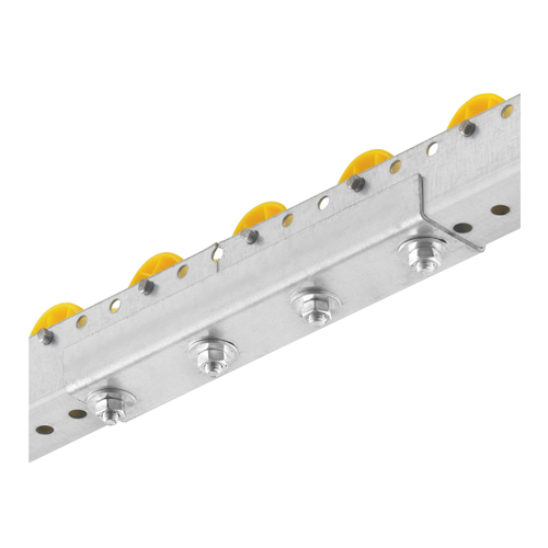 Connector for roller rail type Superfix