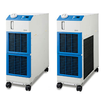 HRS090, Thermo-chiller, Modèle standard, Refroidi par air, 400 V, HRS090