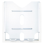Support de carte réglable en plastique, C-26-C-A4
