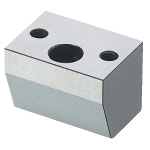 Locking Blocks With Angular Holes