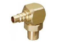 Mold Couplers -Plugs-  Hose Attachment / L-shaped Swivel Type