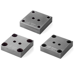 Plates for Gas Springs with Linked System -Vertical setting type / Lower fastening-